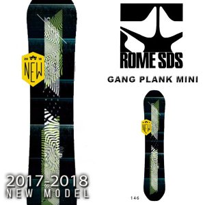 スノー ボード 板 ROME SDS ローム GANG PL...