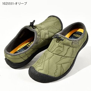 クロッグ シューズ KEEN キーン メンズ HOWSER SLIDE ハウザー スライド スリップオン スニーカー シューズ 靴 1021622 1021623 2019秋冬新色 リラックス|elephantsports|02