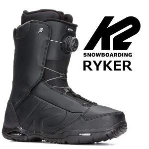 K2 ケーツー スノーボード ブーツ RYKER ライカー メンズ 27.5cm ボア スノボ ブーツ 得割53 送料無料|elephantsports