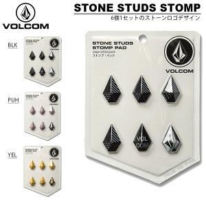 デッキパッド VOLCOM ボルコム メンズ Stone Studs Stomp 6個セット スノーボード ストンプ 滑り止め K6752000 2019-2020冬新作 19-20 日本正規品 得割10 elephantsports