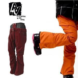 スノーボードウェア AA HARDWEAR ダブルエー ハードウェア MID PANTS レディース パンツ SLIM FIT 35%off |elephantsports