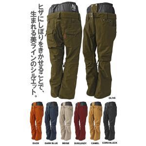 スノーボードウェア AA HARDWEAR ダブルエー ハードウェア MID PANTS レディース パンツ SLIM FIT 35%off |elephantsports|02