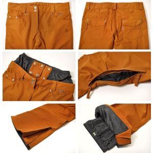 スノーボードウェア AA HARDWEAR ダブルエー ハードウェア MID PANTS レディース パンツ SLIM FIT 35%off |elephantsports|03