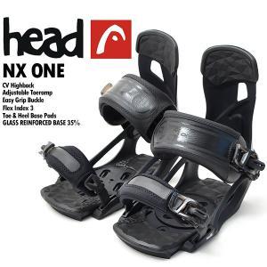 head ヘッド バインディング ビンディング NX one black 341326 メンズ スノーボード スノボ 国内正規代理店品 送料無料 得割25|elephantsports