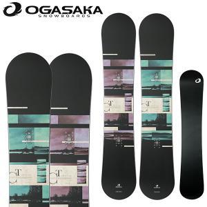 スノーボード 板 OGASAKA オガサカ CT メンズ レディース スノーボード キャンバー カービング 139 143 146 150  152 154 156 158 2019-2020冬新作 10%off|elephantsports