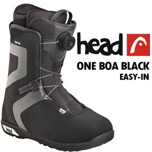 head ヘッド スノーボード ブーツ ONE BOA BL...