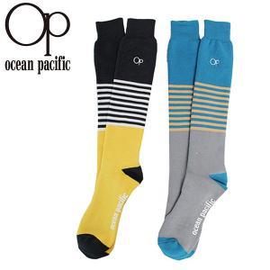 スノーボードソックス オーシャンパシフィック Ocean Pacific OP メンズ 靴下 防寒 スノボ スキー 10%off|elephantsports