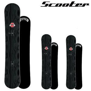 スノーボード 板 Scooter スクーター REBBON メンズ カービング カーヴィング スノーボード キャンバー 154 157 2019-2020冬新作 20%off|elephantsports