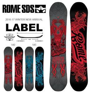 ROME SDS ローム 板 スノー ボード ROME LA...