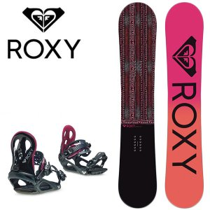 ロキシー ROXY 板 バインディング セット スノー ボード WAHINE キャンバー 2点セット レディース ウィメンズ 138 142 146 2019-2020冬新作 10%off|elephantsports