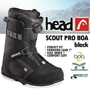 head ヘッド スノーボード ブーツ  SCOUT PRO...