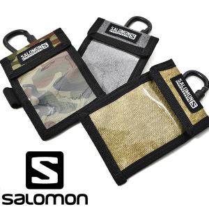 ゆうパケット対応可能! SALOMON サロモン パスケース PASS CASE ケース カバー 2017-2018冬新作 スノーボード 収納 スノボ 17-18 10%off|elephantsports