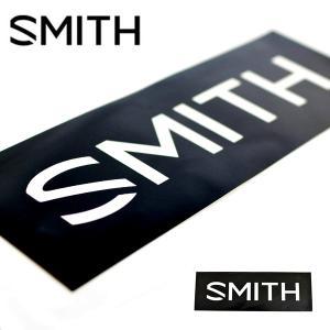 メール便対応可能! ステッカー SMITH OPTICS スミス TEAM LOGO STICKER ロゴ ステッカー 25cm ロゴ  スノーボード elephantsports
