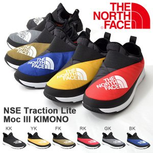 THE NORTH FACE(ザ・ノースフェイス)NSE Traction Lite Moc III...