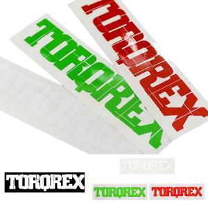 ゆうパケット対応可能! ステッカー ロゴ 大 Lサイズ TORQREX トルクレックス STICKERS シール スノー スノーボード elephantsports