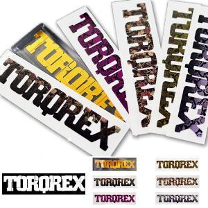 ゆうパケット対応可能! ステッカー ロゴ Mサイズ TORQREX トルクレックス STICKERS  スノー スノーボード カモ CAMO ヘビ 柄 elephantsports