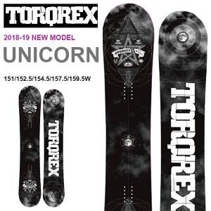 TORQREX トルクレックス ボード UNICORN ユニコーン 板 スノーボード メンズ 25%off|elephantsports