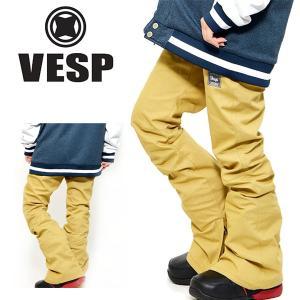 スノーボードウェア VESP ベスプ TIGHT DENIM PANTS レディース VPWP16-01D パンツ  ボトムス レディース 25%off|elephantsports