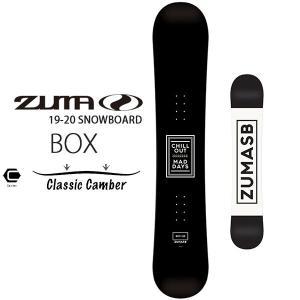 送料無料 ZUMA ツマ スノーボード 板 BOX ボックス キャンバー メンズ  ボード スノボ 150 153 158 Swallow Ski 紳士 2019-2020冬新作 19-20|elephantsports