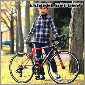 【代引不可】【受発注】走る楽しさをここから始めよう、乗り心地にこだわった本格派ジュニアロードバイク。...