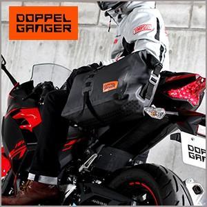 DOPPELGANGER (ドッペルギャンガー) ターポリンシングルサイドバッグ ブラック DBT5...