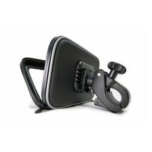 【G-ST-L026B】パナソニック(Panasonic) 7インチ ゴリラ 自転車&バイク用 防水ケース付き ダブルロック取付キット・スタンド eleworks-store