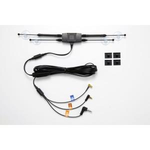 【G-TR-020】サンヨー(SANYO) ゴリラ 高感度 吸盤取付 ワンセグTV& FM-VICS& GPS 一体型アンテナ NVP-DTNF26 NVP-VAN10 NVP-VANF3 NVP-N20 代用品