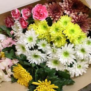 お教室、ご自宅用!お供え用お花の詰め合わせ 和風セット 20本|elfleur