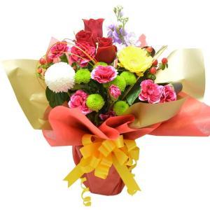 和風 スタンディングブーケ 花 ギフト 贈り物 花束 誕生日|elfleur