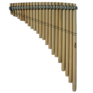 PAN-22 左低音 パンフルート Fa 民族楽器 フォルクローレ楽器 サンポーニャ アンデス|elgusto