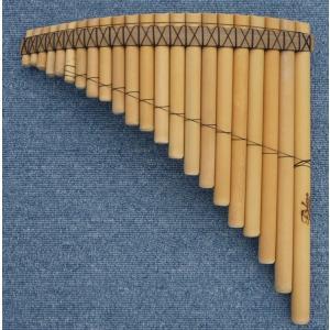 PAN-30 左低音 FA# パンフルート 民族楽器 フォルクローレ楽器 サンポーニャ アンデス|elgusto