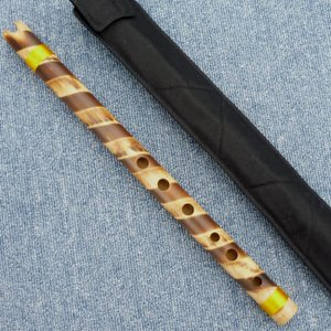 QUENA-X02  ケーナ 竹製 民族楽器 フォルクローレ楽器 ペルー アンデス 入門用|elgusto