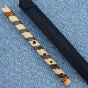 QUENA-X03  ケーナ 竹製 民族楽器 フォルクローレ楽器 ペルー アンデス 入門用|elgusto