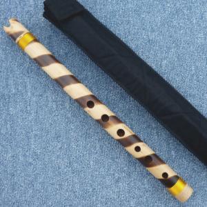 QUENA-X04  ケーナ 竹製 民族楽器 フォルクローレ楽器 ペルー アンデス 入門用|elgusto