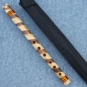 QUENA-X05  ケーナ 竹製 民族楽器 フォルクローレ楽器 ペルー アンデス 入門用|elgusto