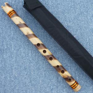 QUENA-X06  ケーナ 竹製 民族楽器 フォルクローレ楽器 ペルー アンデス 入門用|elgusto