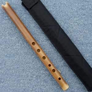 QUENA-Z02  ケーナ 竹製 民族楽器 フォルクローレ楽器 ペルー アンデス 入門用|elgusto