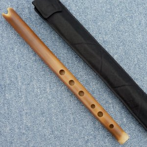 QUENA-Z04  ケーナ 竹製 民族楽器 フォルクローレ楽器 ペルー アンデス 入門用|elgusto