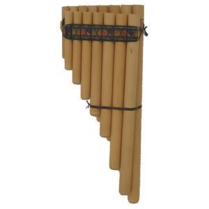 SA-12 サンポーニャ Fa 15管 民族楽器 フォルクローレ楽器 ペルー アンデス|elgusto