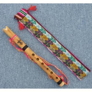 TAKE-C2  ケーナ 竹製 民族楽器 フォルクローレ楽器 ペルー アンデス Blas作|elgusto