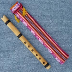 TAKE-E1  ケーナ 竹製 民族楽器 フォルクローレ楽器 ペルー アンデス Blas作|elgusto