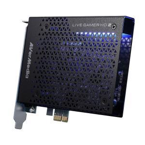 AVerMedia Live Gamer HD 2 C988 PC内蔵型キャプチャーボード TVチュ...