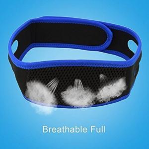 MXXHS いびきサポーター 鼻呼吸矯正 快眠サポーター 防止グッズサポーター 安眠 無呼吸症候群 快適な眠りへ ブラック 2個入り|ellies-os