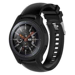 【対応機種】Galaxy Watch 46mm(ウォッチ本体は付属されておりません) 素材:高品質な...