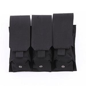 Catsobatブランドが提供するキャットソバット製の3連マガジンポーチでございます。 【商品PR】...