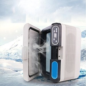 YOOME 冷蔵庫 冷温庫 保冷保温庫 12L ポータブル 2電源式 12V&24V ミニ 小型 保温 保冷 冷蔵 冷凍 家庭 車両用 トラック適用|ellies-os