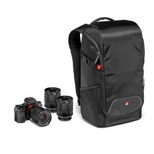 上質で高級感のあるデザイン 上下2室の収納スペース バッグの上部にカメラとレンズが収納可能でアクセス...