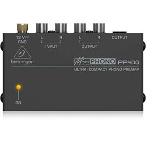 Musical Instruments BEHRINGER PP400 BEHRINGER PP40...