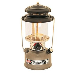 COLEMAN UNLEADED FUEL 1 MANTLE LANTERN 125W (FUEL NOT INCLUDED)|ellies-os