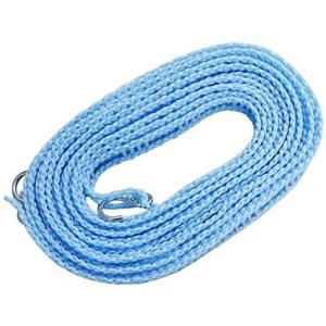 Home ハンガーを掛けられるスリット付 洗濯ロープ ハンガーストップ 5m 88055 オーエ(O...